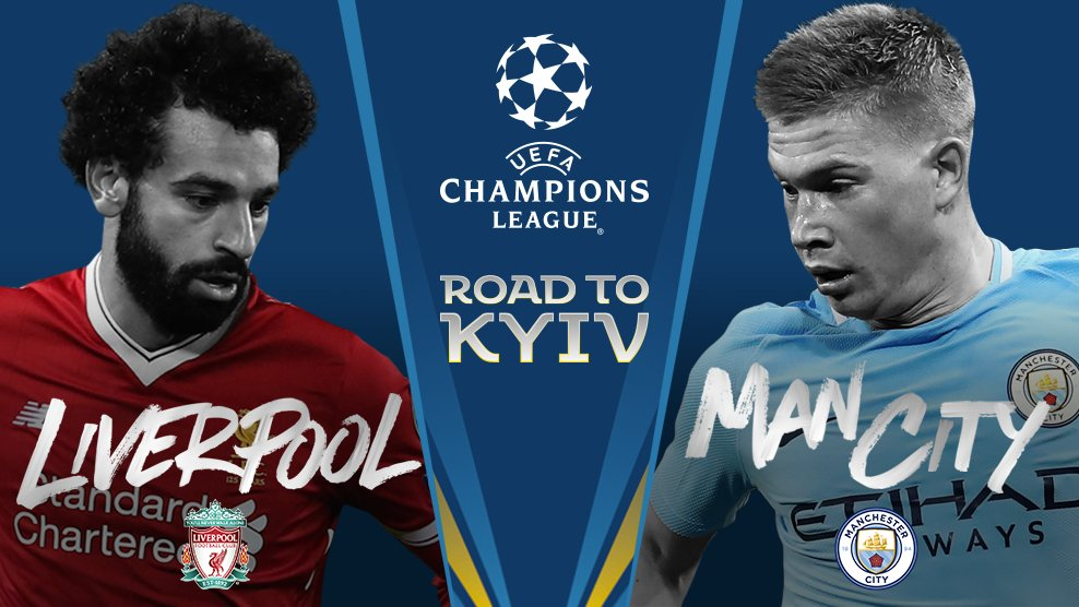 Liverpool vs Man City Champions League