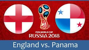 England vs Panama World Cup 2018