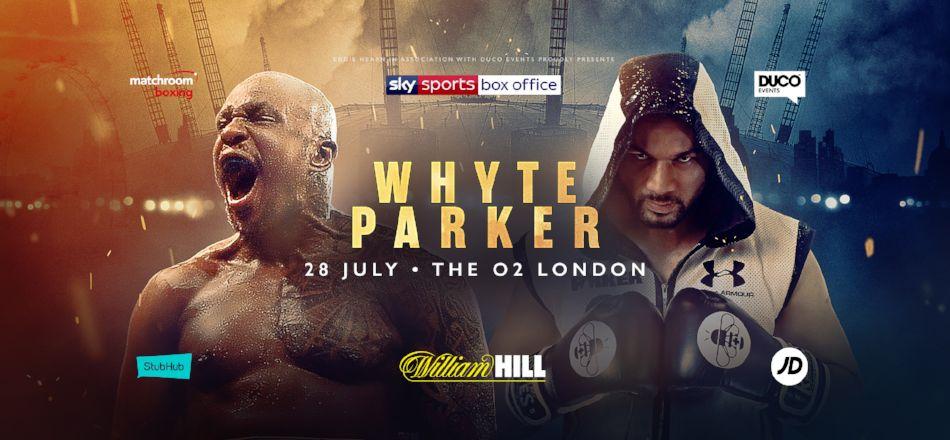 Dillian Whyte vs Joseph Parker Promo
