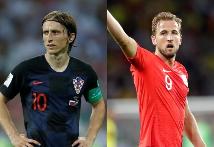 England vs Croatia World Cup 2018