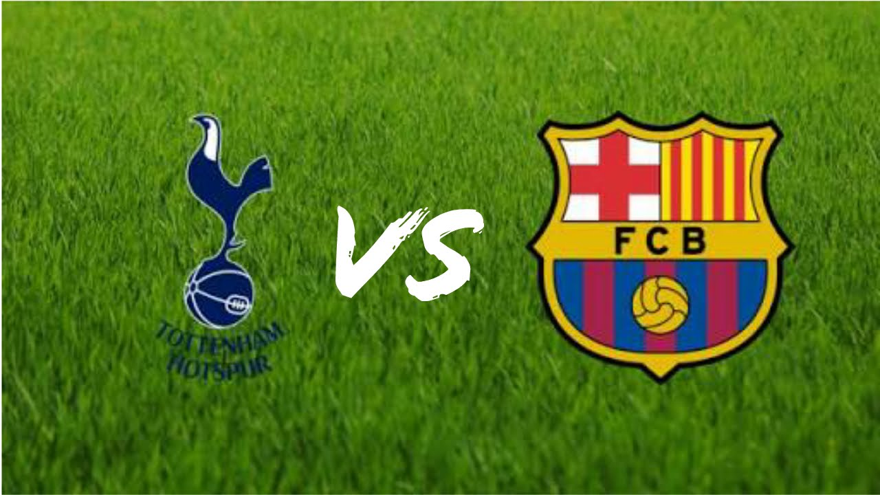 Tottenham vs Barcelona Champions League
