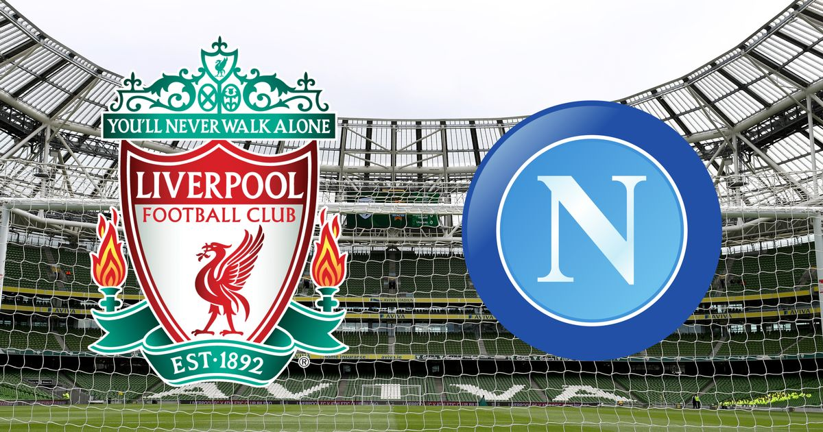 Liverpool vs Napoli Champions League