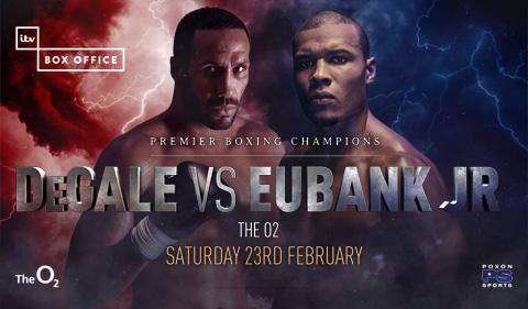 James DeGale vs Chris Eubank Jnr Fight Promo