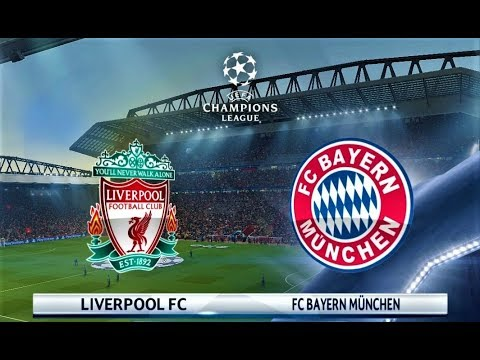 Liverpool vs Bayern Munich Champions League
