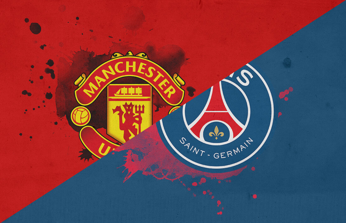 Man Utd vs PSG Champions League