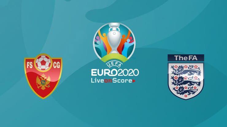 Montenegro vs England Euro 2020 Qualifier