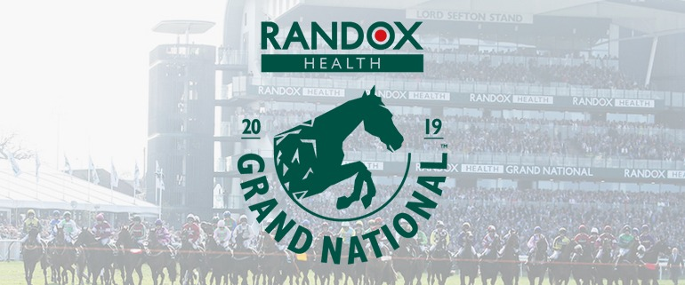 Aintree grand National 2019 Logo