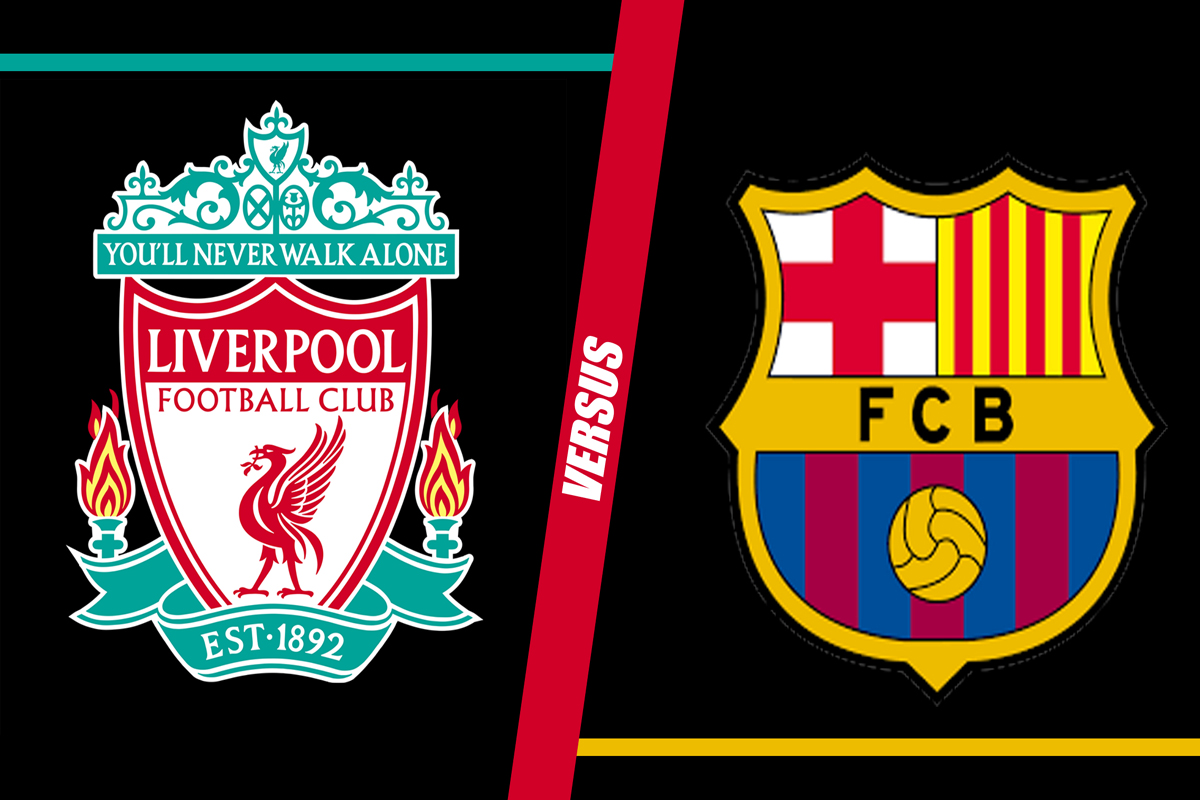 Liverpool vs Barcelona Champions League