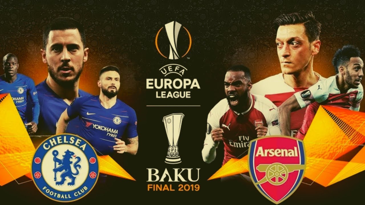 Arsenal vs Chelsea - Europa League Final 2019