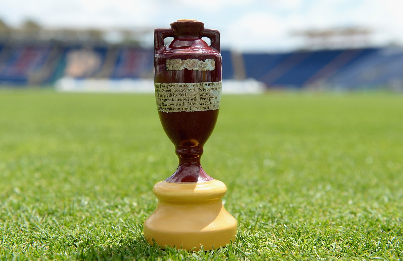 The Ashes 2019 Urn