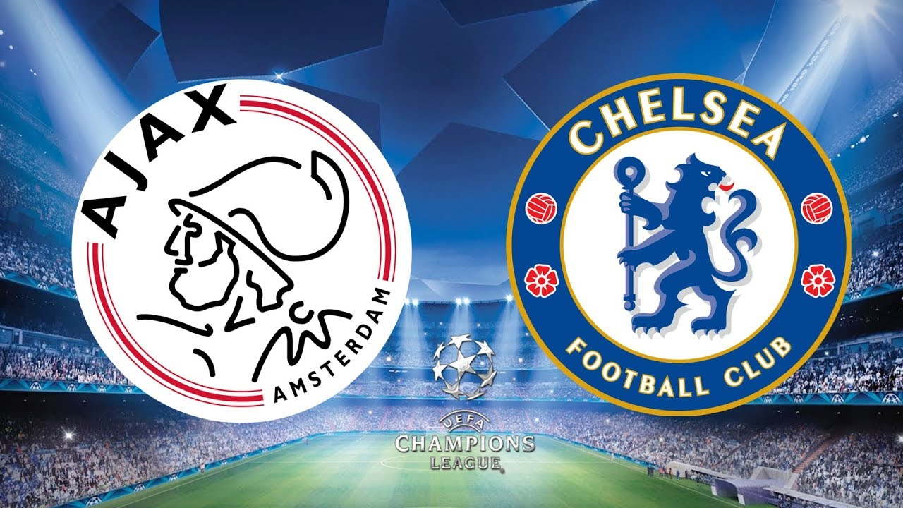 Ajax vs Chelsea Champions League