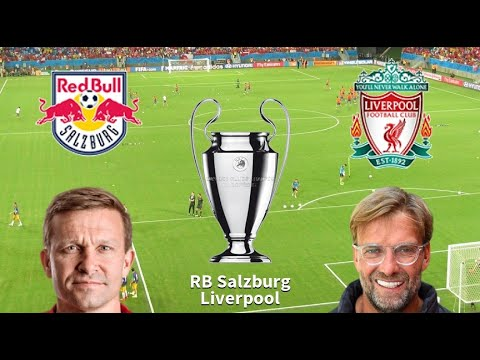 Salzburg vs Liverpool Champions League