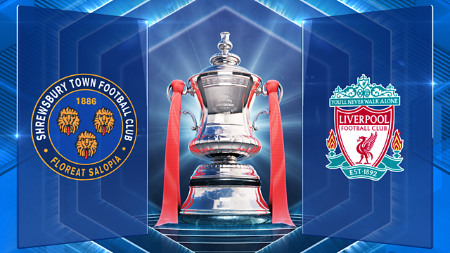 Shrewsbury vs Liverpool FA Cup 4th Round