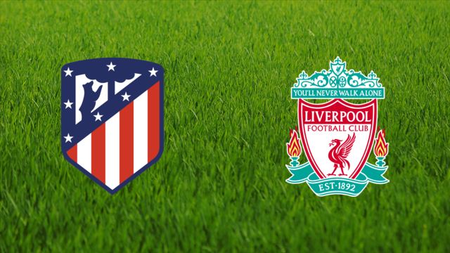 Atletico Madrid vs Liverpool Champions League