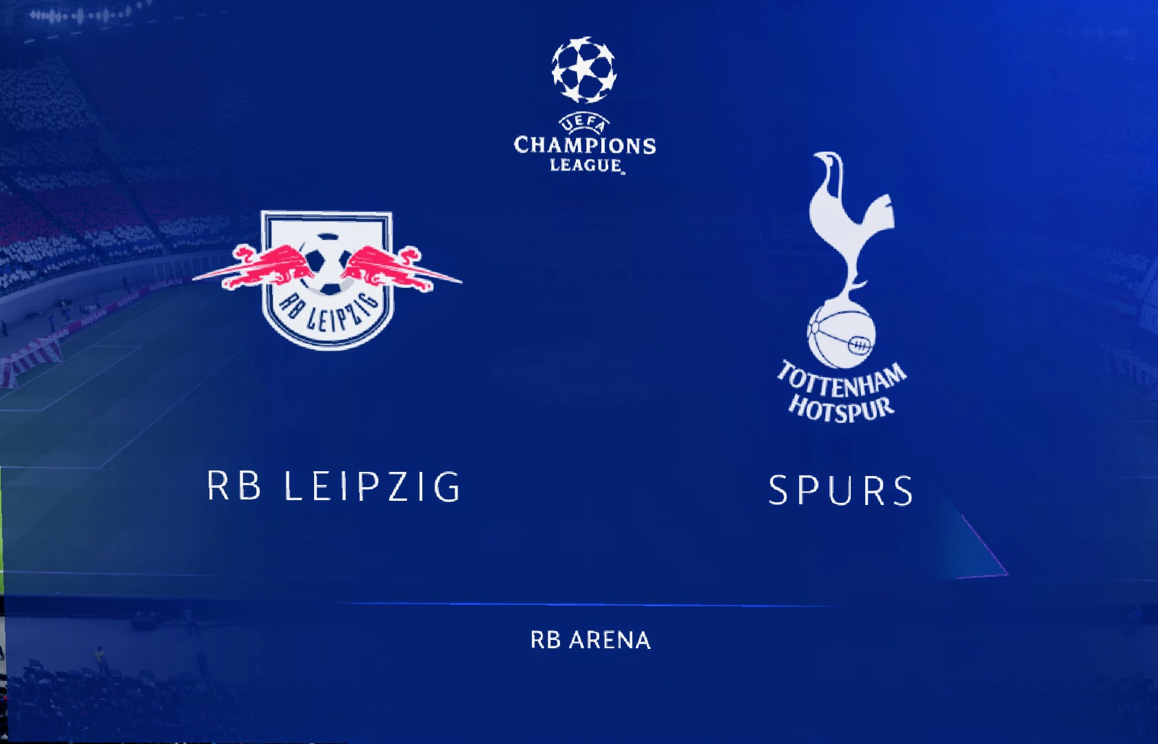 Leipzig vs Tottenham Champions League