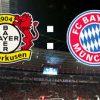 Bayer Leverkusen vs Bayern Munich Badges