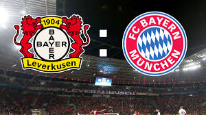 Bayer Leverkusen vs Bayern Munich Badges