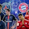 PSG vs Bayern Munich Champions League FInal