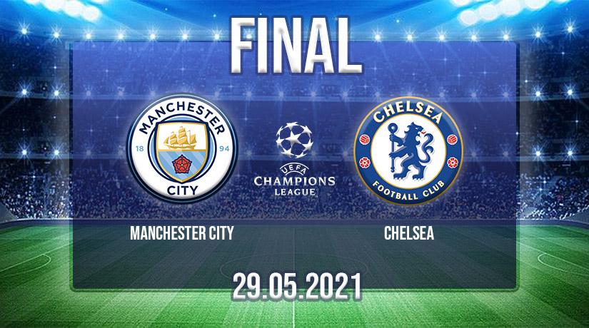 Champions League Final Man City vs Chelsea