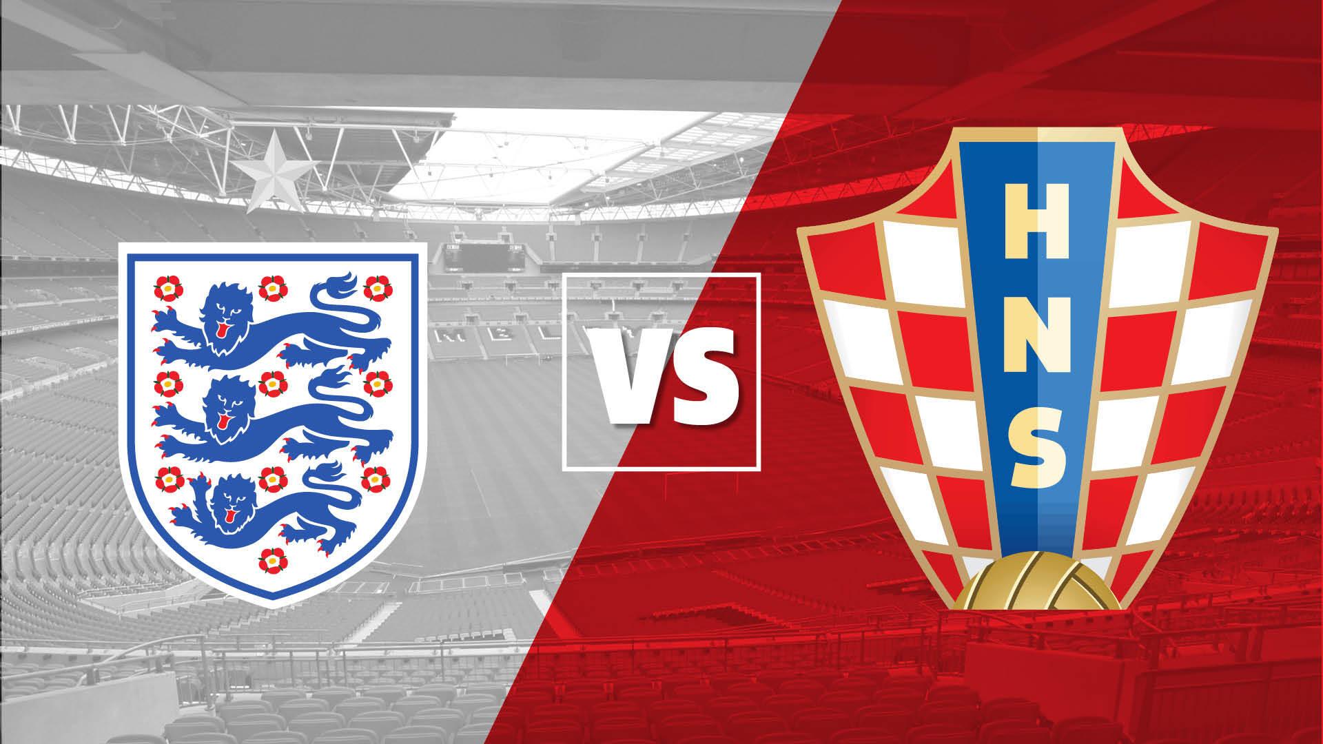 England vs Croatia Euro 2020